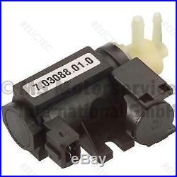 Turbo Pressure Converter Valve Opel VauxhallASTRA H, CORSA C, G, Mk V 5, Mk IV 4
