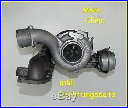 Turbolader Fiat Croma Opel Astra H Vectra C Zafira B 1.9 CDTI 110 KW 150 PS