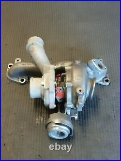 Turbolader Fiat Opel Astra H Vectra C Zafira B 1.9CDTI 110KW 150PS 755046-1