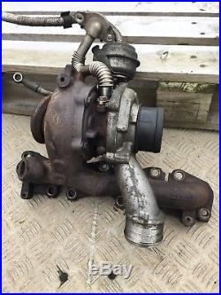 VAUXHALL ASTRA zafira VECTRA Saab fiat 1.9 CDTi TURBO CHARGER z19th 16 valve