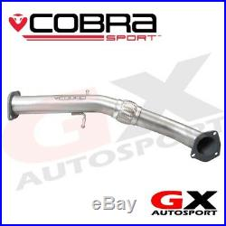 VX26 Cobra sport Vauxhall Astra J VXR 12 2nd Front pipe 2nd Decat
