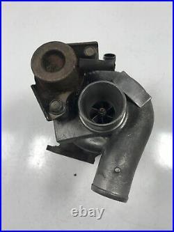 Vauxhall Astra 1.7 TURBO CHARGER 4917806501 Y17DT Diesel 16 Valves 75BHP