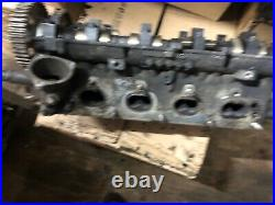 Vauxhall Astra 2000 Mk4 1.6 16v Cylinder Head With Cam Shafts And Valves Z16xe