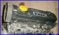Vauxhall Astra F 1997-98 Mk3 1.7 Diesel Isuzu Cylinder Head With Cam And Valves
