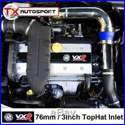 Vauxhall Astra H GTV VXR Z20LEH Turbo Non Dump Valve 3 76MM TopHat Black