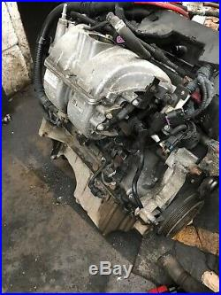 Vauxhall Astra H Meriva Zafira B 1.6 16 Valve Petrol Engine Z16xep 2004 To 2011