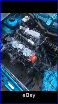 Vauxhall Astra Mk2 GTE SRi SXI Belmont 2.0 8 Valve Engine