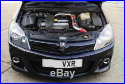 Vauxhall Opel Astra H VXR OPC Turbo Intercooler Kit & Dump Valve Tophat Kit RED