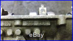 Vauxhall Zafira, Astra, Chevrolet Cruze Cylinder Head With Valves Cams A16xer