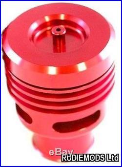 Vauxhall Zafira VXR Collins Red Dump Valve and Fitting Kit