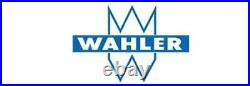 Wahler Exhaust Gas Recirculation Valve Egr 710933r P New Oe Replacement