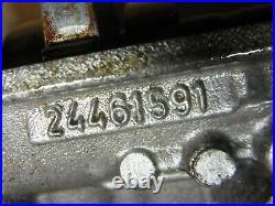 ZYLINDERKOPF KOMPLETT 24461591 OPEL ASTRA G H VECTRA C ZAFIRA B 1,6i 16V Z16XEP